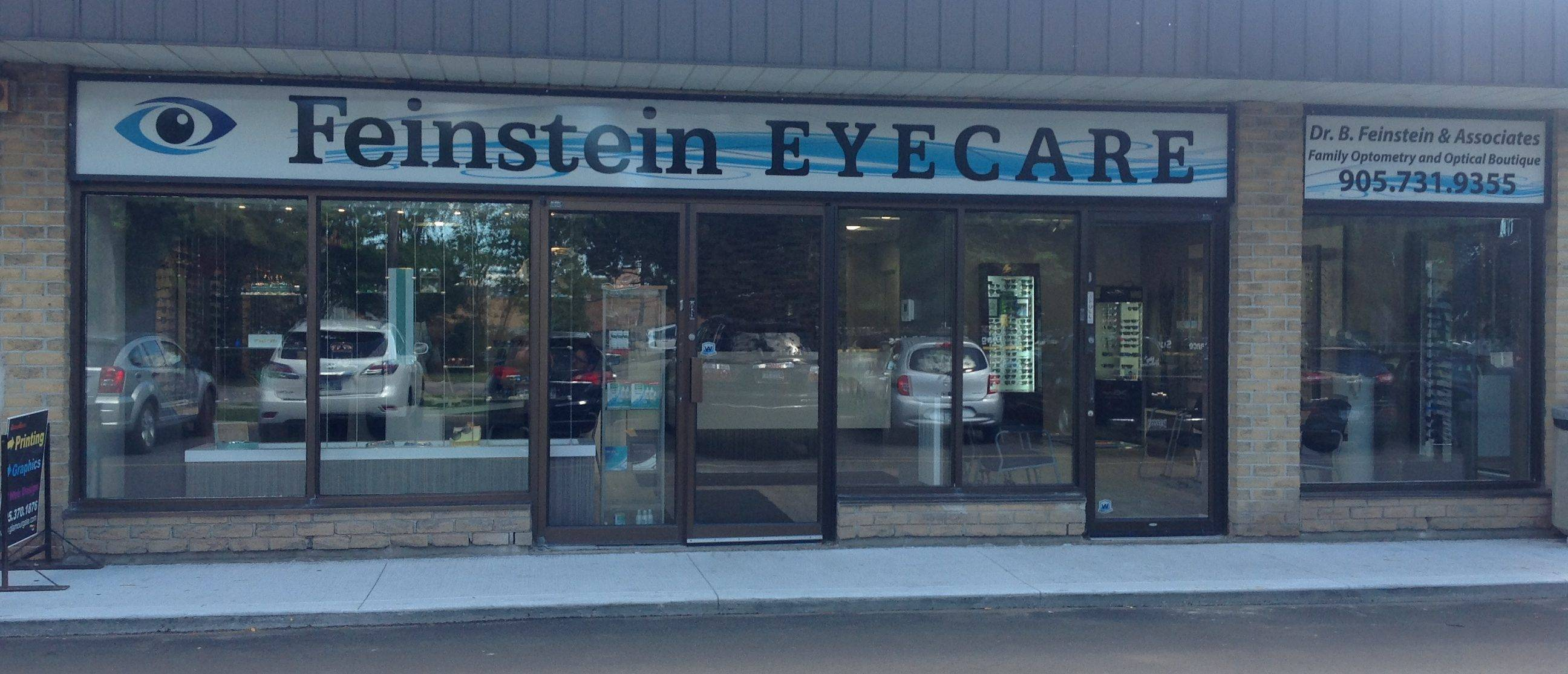 Feinstein Eyecare, in Richmond Hill